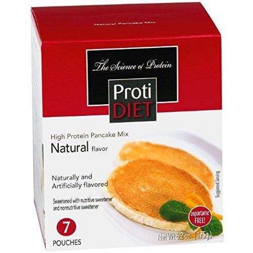 Protidiet Pancakes (ProtiDiet Natural Pancake Mix by Protidiet)