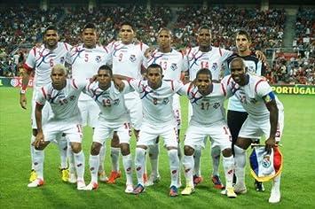 Amazon.com : Panama Soccer Jersey Fepafut Official Camiseta ...