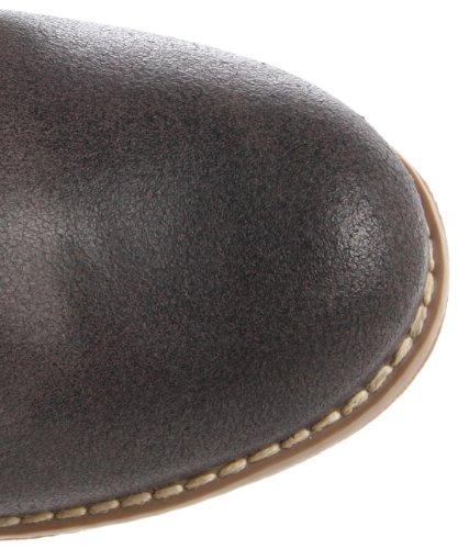 Timberland Shoreham - Botas de caña alta con borde plegado para mujer Marrón (Braun/Dark Brown Suede)