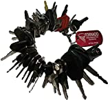 Tornado Heavy Equipment Parts 42KMS 42 Keys Heavy Equipment / Construction Ignition Key Set