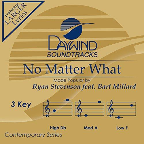 No Matter What Album Cover