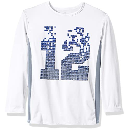 hot sell The Children's Place Big Boys' Long Sleeve Graphic Tee get discount