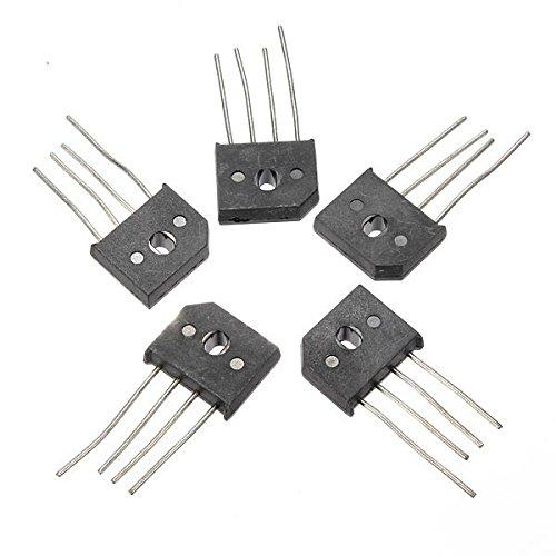 0V KBU1010 Single Phases Diode Rectifier Bridge IC Chip (Linda Chip)