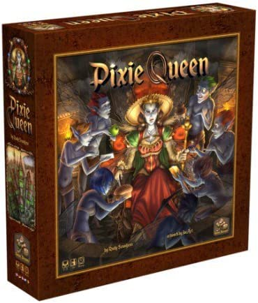 GAME BREWER Pixie Queen (Castellano): Amazon.es: Juguetes y juegos