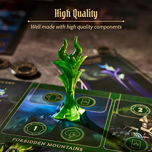 51fH1kyAZGL - Ravensburger Disney Villainous Strategy Board Game for Age 10 and Up - 2019 TOTY Game of the Year Award Winner