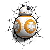 3DLightFX Star Wars BB-8 3D Deco Light Review