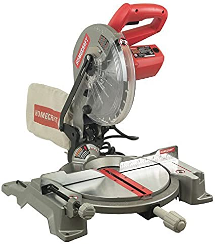 Homecraft H26-260L 10-Inch Compound Miter Saw by Delta Power Tools by  Delta: Amazon.co.uk: DIY & Tools