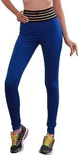 Leggings Donna Push Up,Zolimx Eleganti Leggings Sport Opaco Yoga Fitness Spandex Palestra Pantaloni Leggins-Pantaloni Donna Sportivi Vita Alta Beautyerou