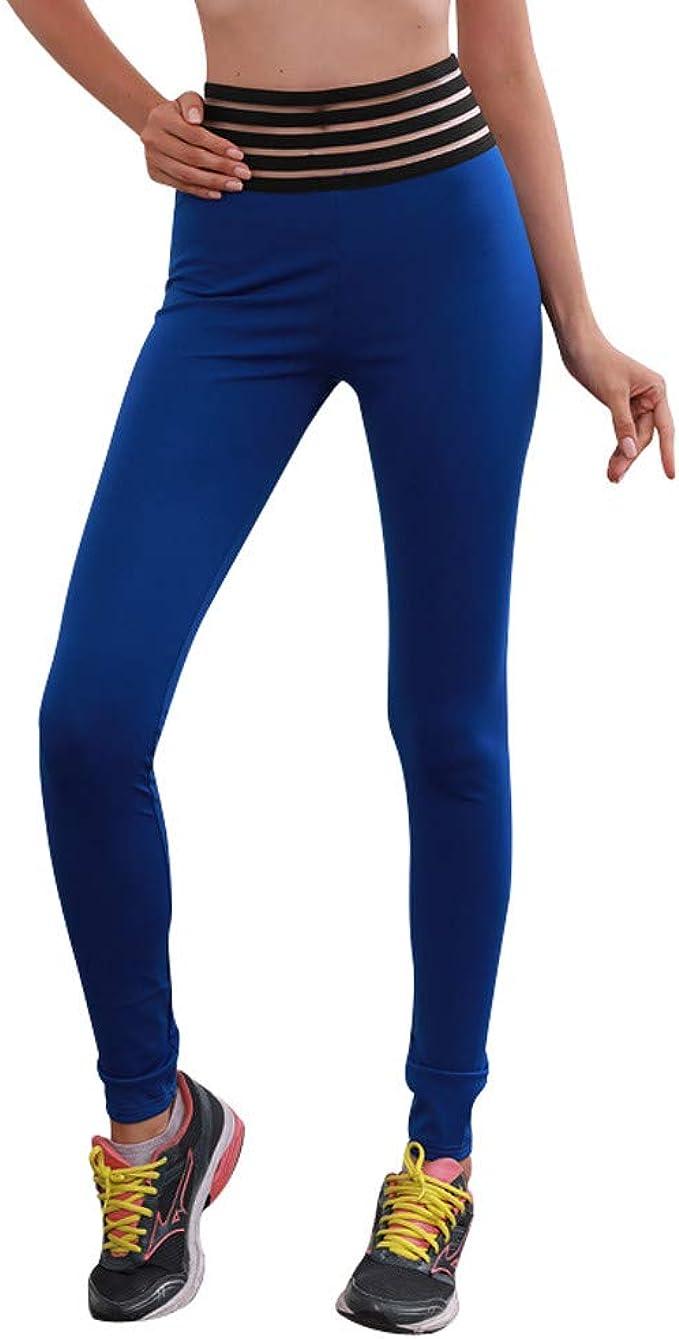 Pantalones Leggings Deportivos Yoga para Mujer Otoño Invierno ...