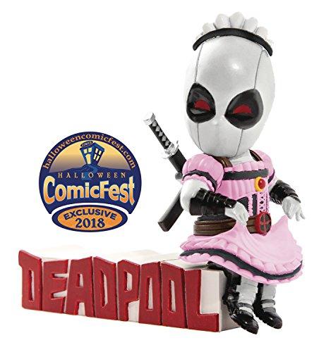 Beast Kingdom Marvel Comics MEA-004 Deadpool Servant (X-Force