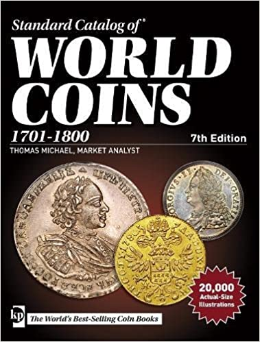 _ZIP_ Standard Catalog Of World Coins, 1701-1800. Mexico consumo Links Abierto Mercado