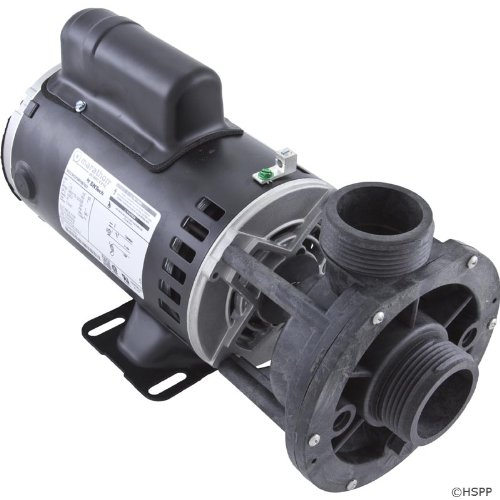 Aqua-Flo Flo-Master FMCP 1 HP 2 Speed 115V Spa Pump 02610000-1010 by Aqua Flo