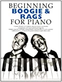 Beginning Boogie & Ragtime for Piano: Beginning Piano Series