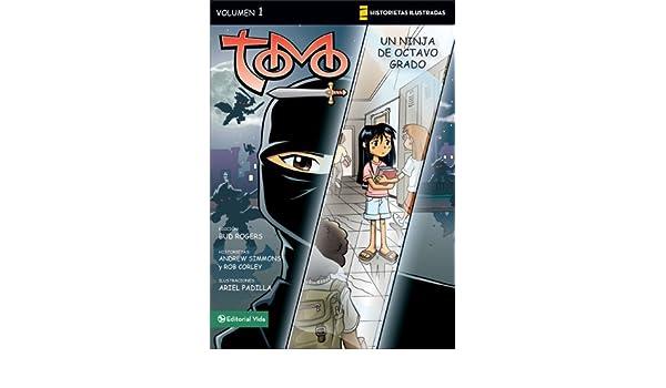 Un Ninja De Octavo Grado (V Novelas Graficas/Tomo): Amazon ...