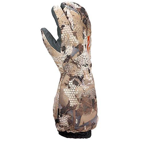 Sitka Gear Optifade Hudson Lobster Mitt Hunting Glove (Large)