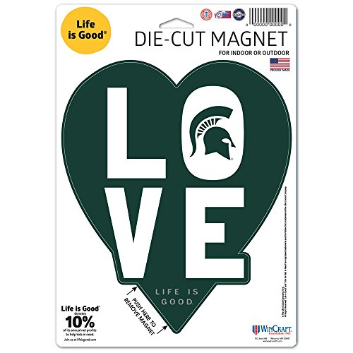 Wincraft Michigan State Spartans Official NCAA 5