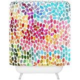 DENY Designs garima dhawan rain 6 Shower Curtain, 69 x 72