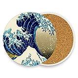 WELLDAY Premium Absorbent Japanese Wave