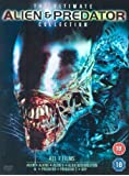 The Ultimate Alien and Predator Collection [DVD] [1979]