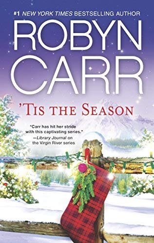 By Robyn Carr 'Tis The Season: Under the Christmas Tree\Midnight Confessions\Backward Glance [Mass Market Paperback]