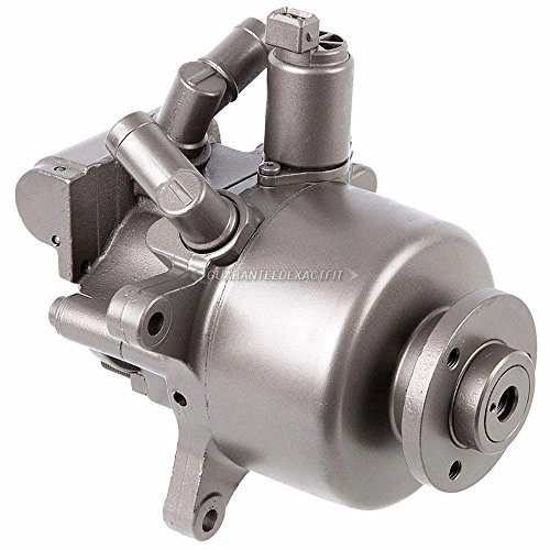 Active Steering (Remanufactured Power Steering ABC Tandem Pump For Mercedes CL500 CL55 S430 S500 - BuyAutoParts 86-00936R Remanufactured)