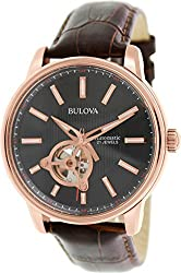 Bulova Men's 97A109 Bulova Series 160 Mechanical Watch