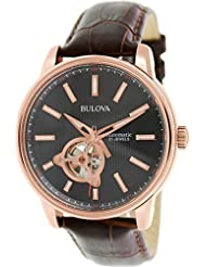 Bulova Mens 97A109 Bulova Series 160 Mechanical Watch