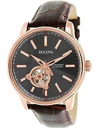 Men's 97A109 Bulova Series 160 Mechanical Watch