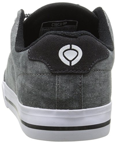 C1RCA AL50 Slim Skate Shoe Midnight/White EE1dC5
