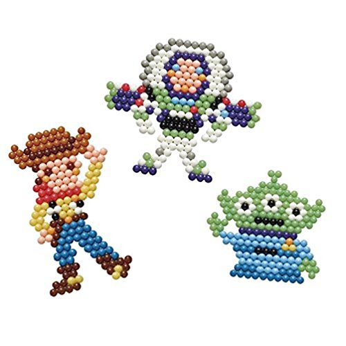 Aquabeads Toy Story Character Set Amazoncouk Toys Games - Aquabeads templates