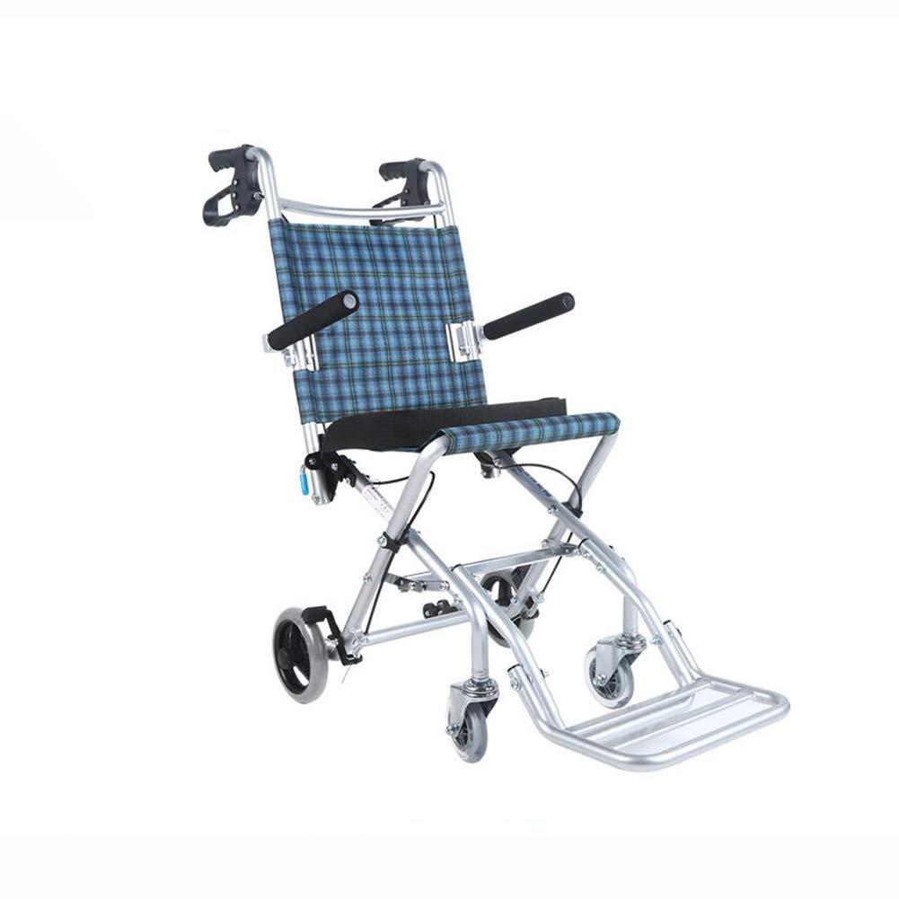 【本物新品保証】 QIDI 車椅子折りたたみ軽量アルミ合金製アームレストダブルブレーキソリッドタイヤ輸送搭乗可能ポータブル B07MGY8B1H QIDI B07MGY8B1H, シカマグン:4262939e --- a0267596.xsph.ru