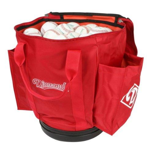 Diamond Ball Bag (Scarlet) -