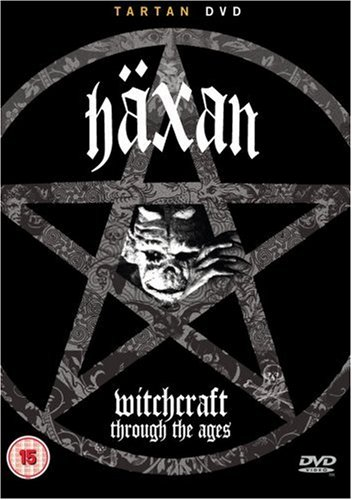 Image result for haxan dvd