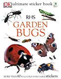 img - for RHS Garden Bugs Ultimate Sticker Book (Ultimate Stickers) book / textbook / text book