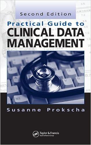 Practical guide to clinical data management susanne prokscha.