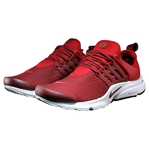 Nike Herren Air Presto Essential Gym Red / Team Rot-Team Rot