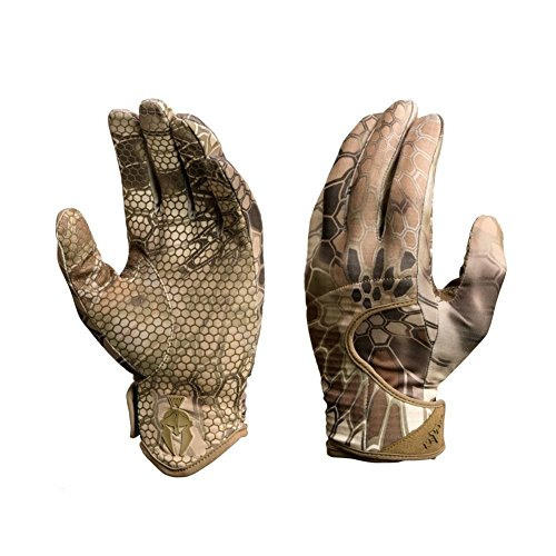 Kryptek Krypton Glove, Color: Highlander, Size: L (16kryah5)