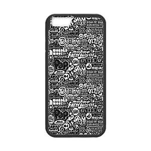 HTC One M7 Cell Phone Case White Kid Kudi X4L2CQ