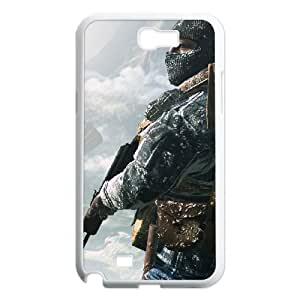 C-EUR Diy Phone Case Call Of Duty Pattern Hard Case For Samsung Galaxy Note 2 N7100