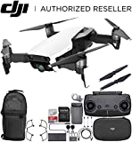 DJI Mavic Air Drone Quadcopter (Arctic White) Backpack Starters Bundle For Sale
