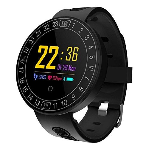 Bluetooth Touch Smart Watch Phone Sport Fitness Tracker Smartwatches Smart Watch Touch Screen De0.95 Inch Waterproof IP68 Bluetooth 4. 0 Heart Rate Monitoring