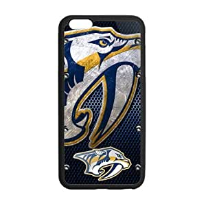 New Gift Nashville Predators Durable Case for Iphone 6 5.5 Snap On