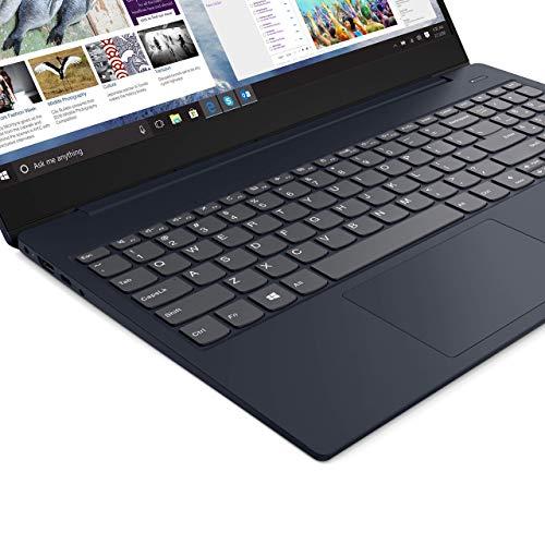 "Lenovo ideapad S340 15.6"" IPS Laptop, Intel Core i3-8145U Dual-Core Processor, 8GB Memory, 128GB Solid State Drive, Windows 10, Blue[Renewed]"