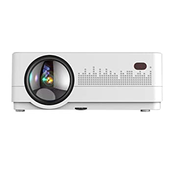 Mini proyector Q2 Pantalla LCD a Color de 4 Pulgadas 60~90 lúmenes ...
