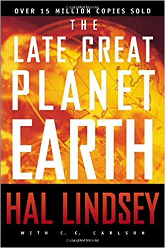 Image result for hal lindsey late great planet earth