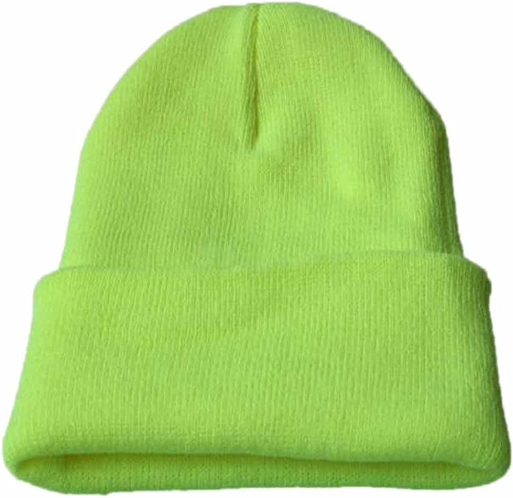 Warme Winter M/ütze mit Fleece Innenfutter Unisex MEHRWEG Chalier 2er Slouch Beanie Strickm/ütze Winterm/ütze Herren Damen