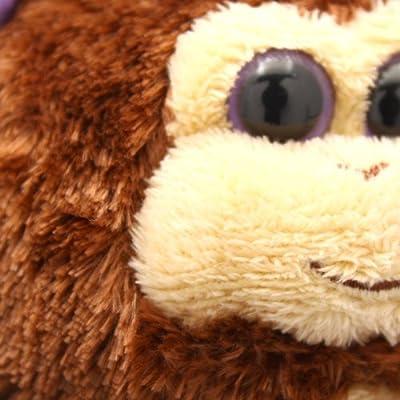 Ty Beanie Ballz - Bananas the Monkey: Toys & Games