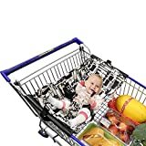 Allvinda Baby Shopping Cart Hammock, Cart Cover for Newborn