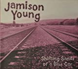 Shifting Sands of a Blue Car by Jamison Young