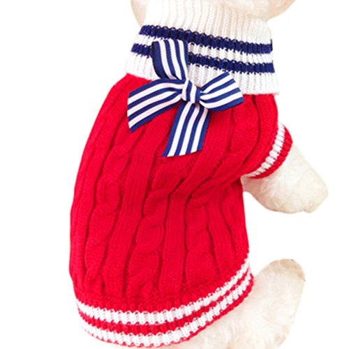 Alice In Wonderland Costumes Rental (Uniquorn Pet Lovers Christmas Clothes Poodle Bichon Teddy Small Dog Warm And Comfortable Clothes Cute Fashion Dog Clothing In Autumn And Winter)